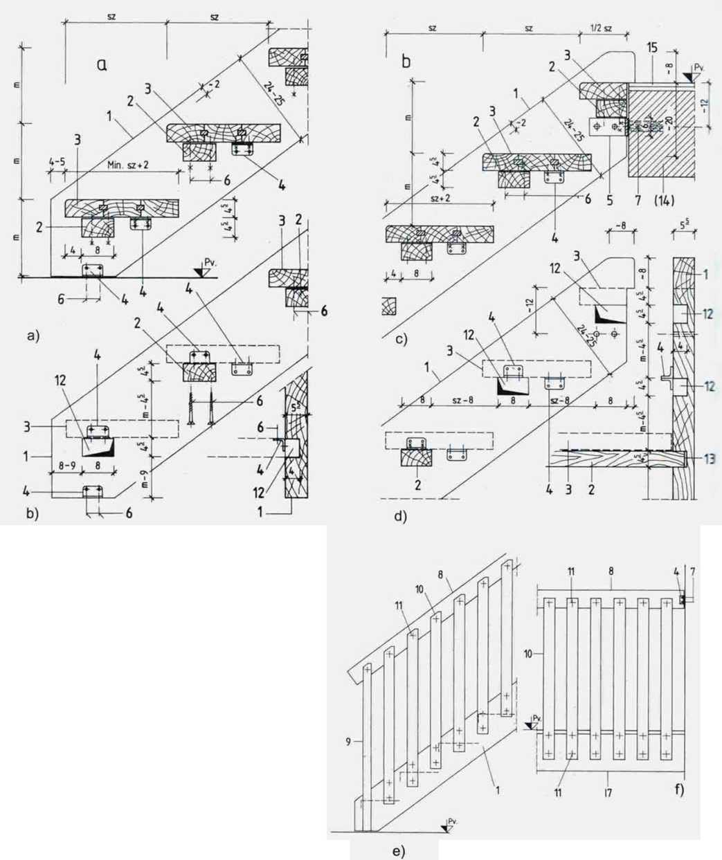 Как сделать лестницу в подвал своими руками: чертежи и фото