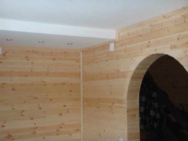 Fixer lambris pvc sur rail  video pose terrasse bois sur sol meuble