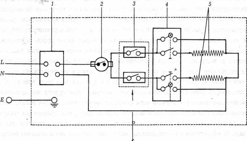 Схемы для питания нагревательного элемента