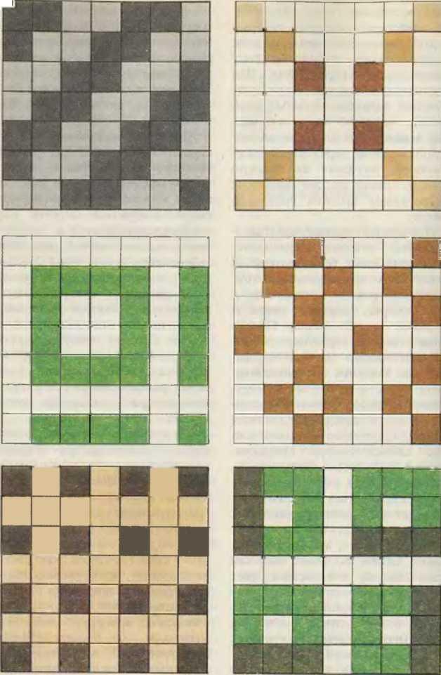 Каким рисунком выложить пол плиткой